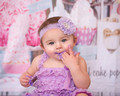 Azaeliah 1st birthday